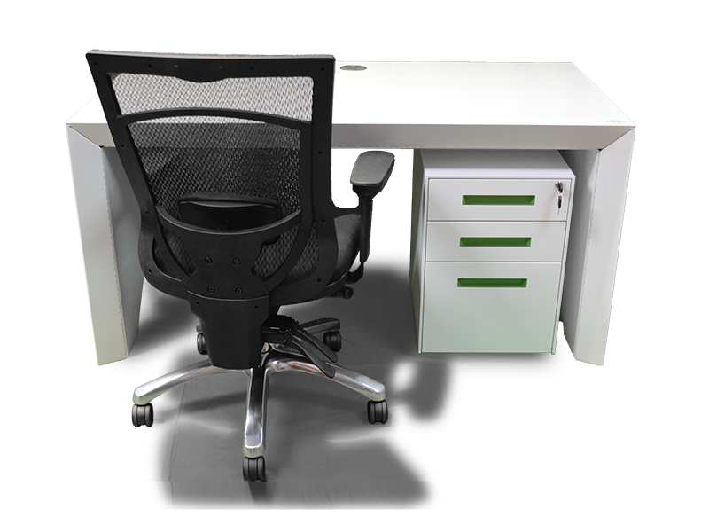 ECOdesk360-sustainable-office-furniture-recycle-reuse-cardboard-desk-work